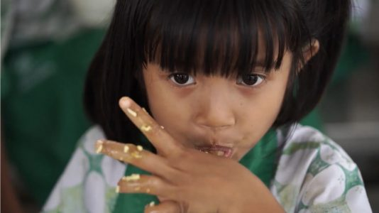socially responsible business supporting NGO in indonesia